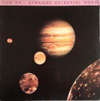 SUN RA - Strange Celestial Road : LP