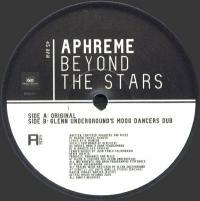 APHREME - Beyond The Stars (incl. Glenn Underground Mix) : 12inch