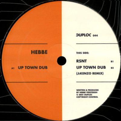 HEBBE & J:KENZO - Up Town Dub EP : 12inch