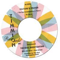 THE SOUL INVESTIGATORS - Vulture's Prayer (feat. Jimi Tenor) : TIMMION (FIN)