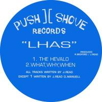 LHAS - The Hevalo : 12inch