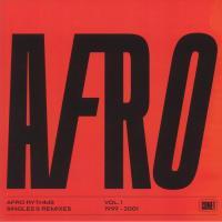 VARIOUS - Afro Rhythms Vol. 1 : LP