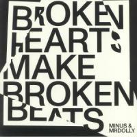 MINUS & MRDOLLY - Broken Hearts Make Broken Beats : JAZZEGO (Portugal)