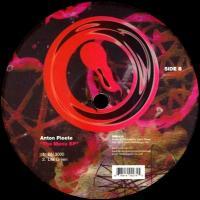 ANTON PIEETE - The Menu EP : 12inch