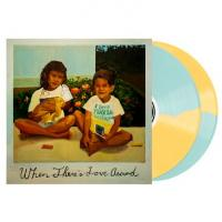 KIEFER - When There's Love Around(Color (Blue-Yellow) ) : STONES THROW (US)