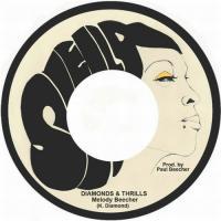 MELODY BEECHER - Diamonds & Thrills : SHELLA RECORDS (CAN)