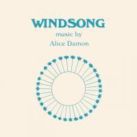 ALICE DAMON - WINDSONG : LP