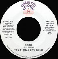 CIRCLE CITY BAND - Magic : 7inch