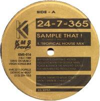 24-7-365 - Sample That! : 12inch