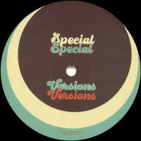 THEO PARRISH - Special Versions : SOUND SIGNATURE (US)