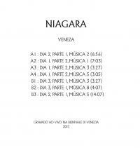 NIAGARA - Veneza : 12inch White Vinyl