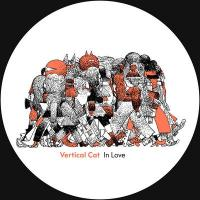 VERTICAL CAT - In Love EP : 12inch