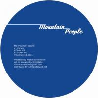 THE MOUNTAIN PEOPLE - Ocean Me : 12inch