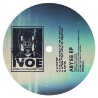 KAMYAR KERAMATI - Abyss EP : 12inch