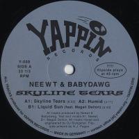 NEEWT & BABYDAWG - Skyline Tears : 12inch