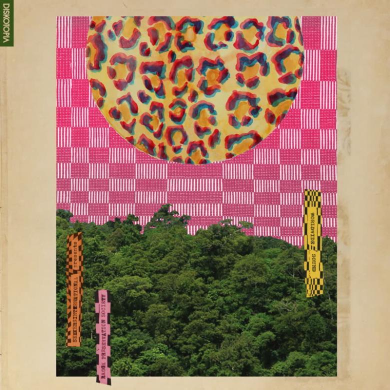 SEEKERSINTERNATIONAL - Presents Ragga Preservation Society - Worldwide Sound : LP