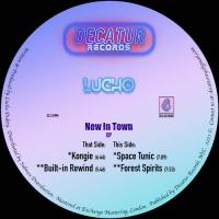 LUCHO - New in Town EP : 12inch
