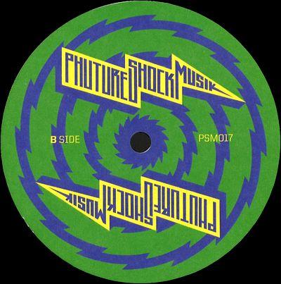 SEAN MCCABE & KARMASOUND - A New Day EP : Phuture Shock Musik (UK)