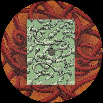 CANDO - Clutch EP (incl. Bakongo Remix) : 12inch