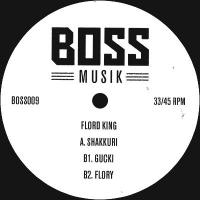 FLORD KING - Iris EP : 12inch