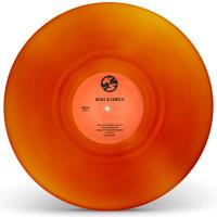 RON & CHEZ D (RON TRENT & CHEZ DAMIER) - Untitled (Transparent Orange Vinyl) : KMS (US)