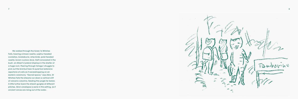 DAVID TOOP, AKIO SUZUKI & LAWRENCE ENGLISH - Breathing Spirit Forms : CD + Booklet gallery 2