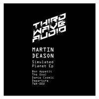 MARTIN / DEASON - Stimulated Planet : 12inch