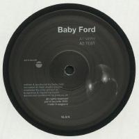 BABY FORD - Bford 08 (repress) : PAL SL (UK)